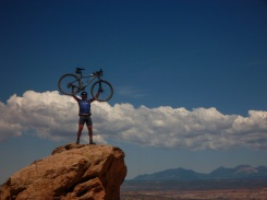 Durango, CO to Moab, UT Mountain Bike