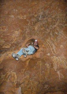 Natural Bridge Caverns, TX