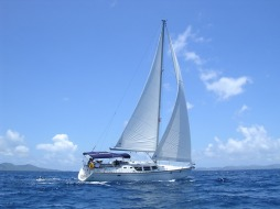 7 day sail British Virgin Islands